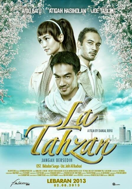 Download Films Indonesia La tahzan - Jangan Bersedih (2013) TVrip