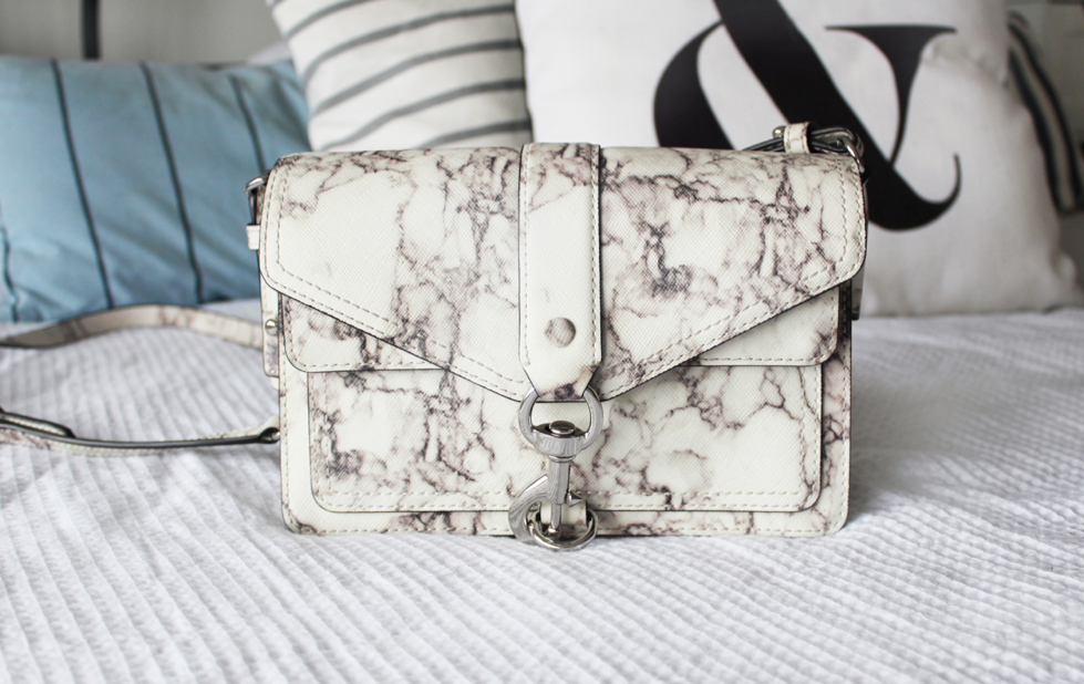 The Rebecca Minkoff Marble Bag