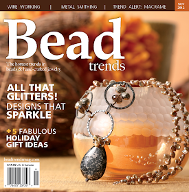 As Seen in Bead Trends - November 2012