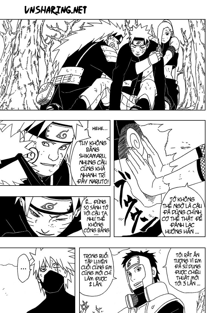 Naruto chap 342 Trang 5 - Mangak.info