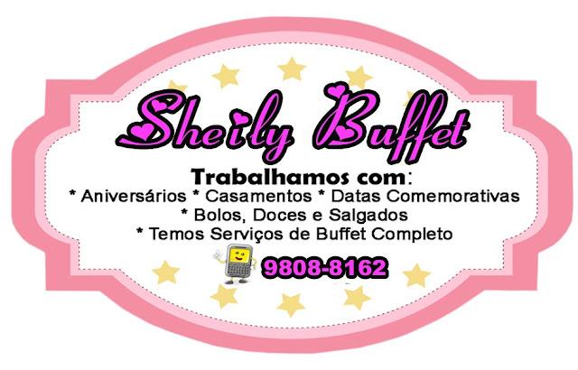 .Sheily Buffet - ( 84) 9 9808-8162