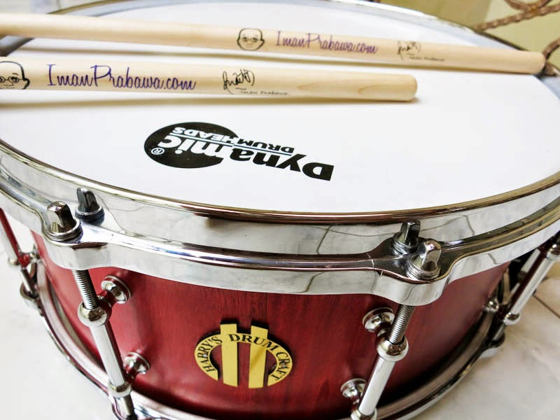 Stave Shell Snare Drum Harry's Drum Craft