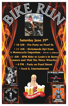 Mark Your Calendars...Bike Run June 29