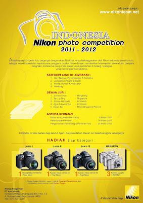 Lomba foto khusus pengguna NIKON
