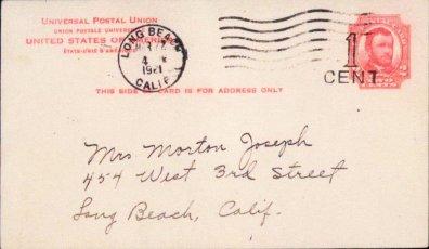 Postmaster Long Beach Ca