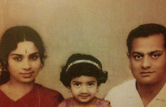 childhood rare photos of sridevi