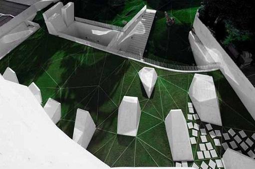 Modern Architecture Design Landscape Gardening