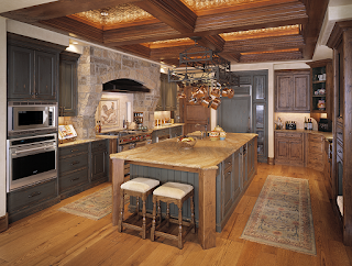Tuscan Kitchen Design ideas 2