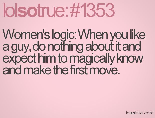 How To Make The First Move On A Guy
