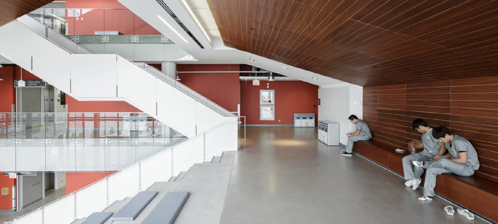 14 George Brown College Waterfront Campus By Stantec KPMB