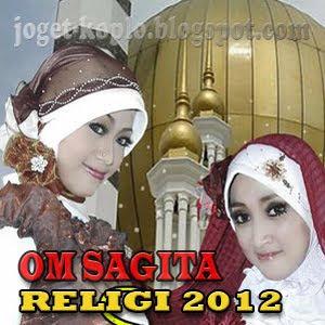 Album Sagita Religi terbaru 2012