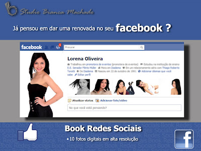 Fotos criativas para perfil no facebook