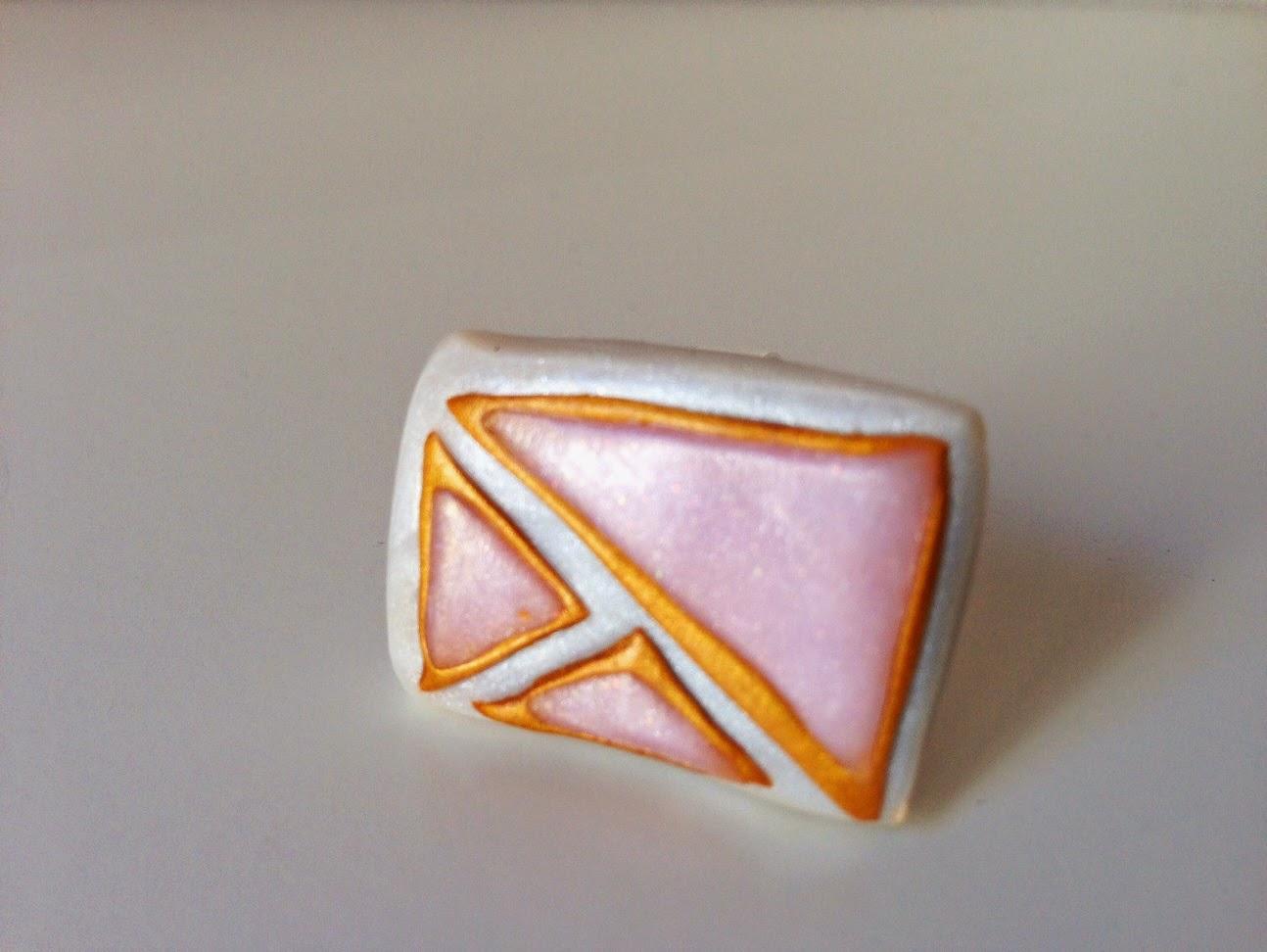 Anillo Tres Triángulos NM Designs