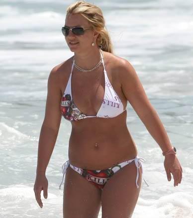 Britney Spears Bikini Pics