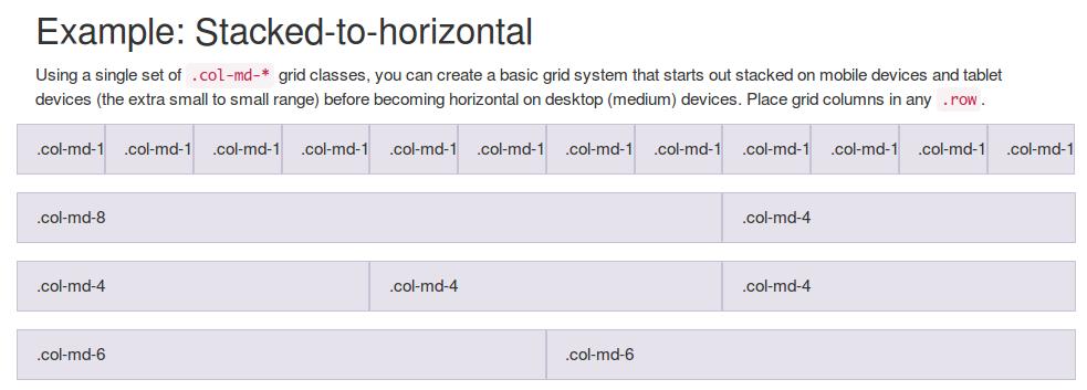 Sistem Grid Bootstrap