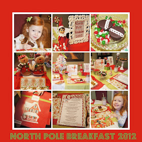 North Pole Breakfast 2012