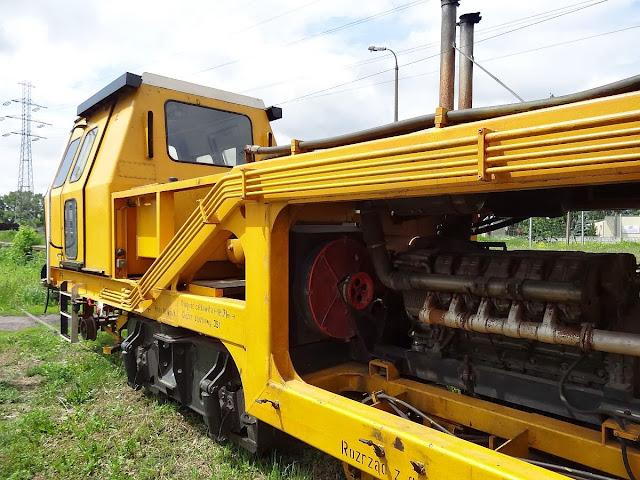 Profilarka torowa PT-MD-07-32