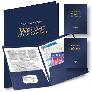 In nhanh folder - Bìa kẹp hồ sơ