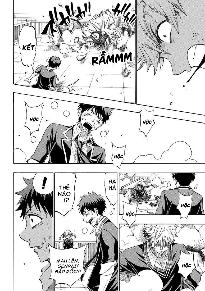 Yamada-kun to 7-nin no majo chap 172 Trang 15 - Mangak.info