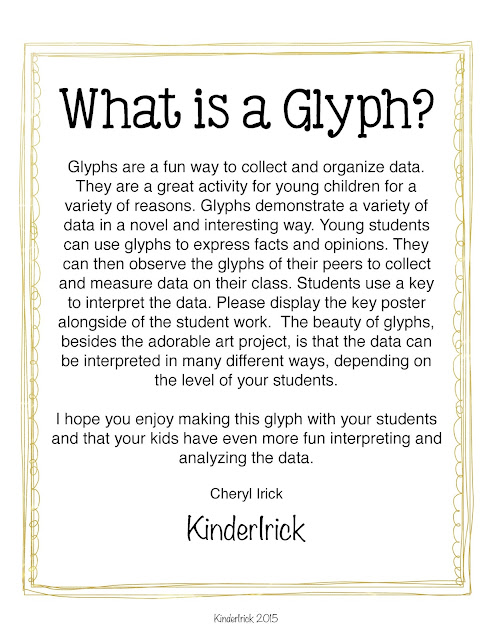 why use a glyph?