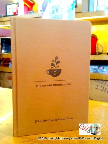 4 Colors of CBTL Giving Journal 2016