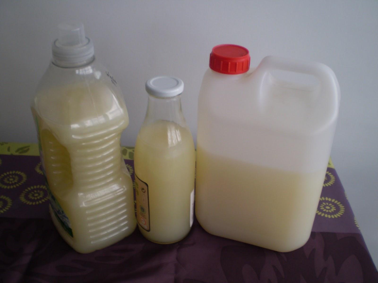 Setem arag n taller de jab n l quido para lavadora - Jabon natural para lavadora ...