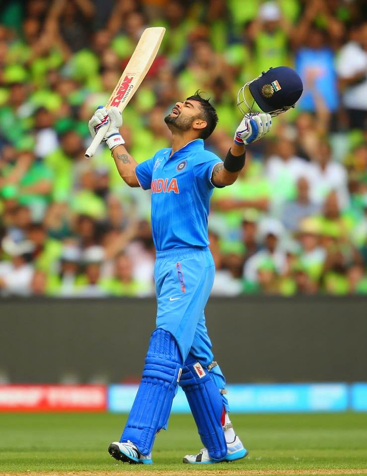 India vs Pakistan World Cup Virat Kohli