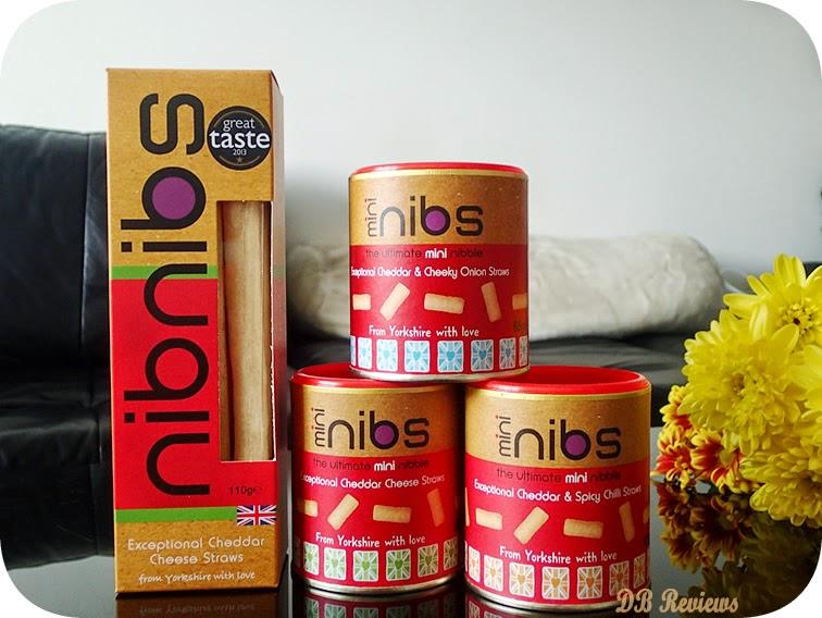 Nib Nibs Cheese Straws