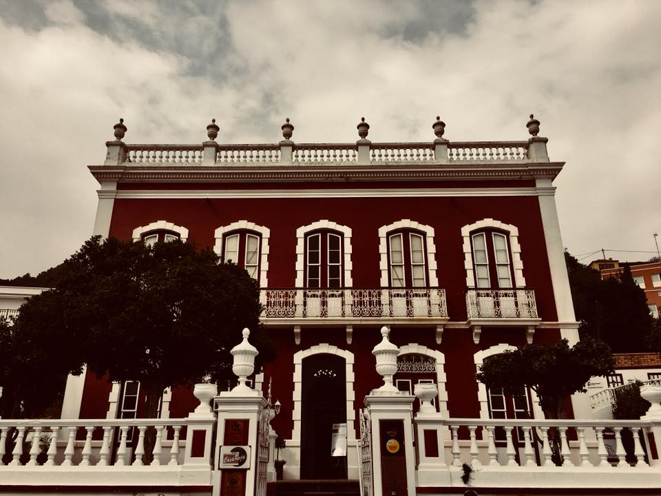 MUSEO CASA ROJA.