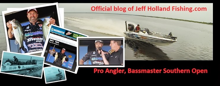 JeffHollandFishing.com Blog