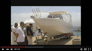 VIDEO ALGERIA BOAT SHOW 2015 VERSION COURTE
