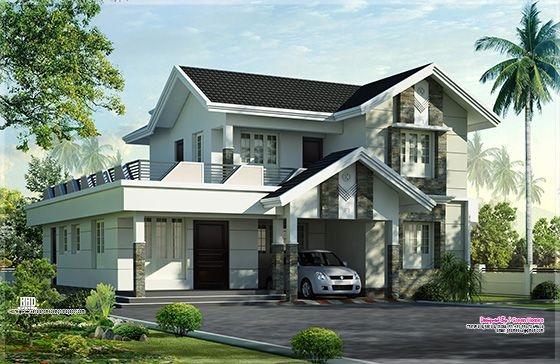 Home elevation view 2