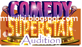 Audition Dates, Venue, Online Registration of Comedy Superstar  Season 1 2015 Reality Show on and TV wiki, Contestants List, judges, starting date, Comedy Superstar host, timing, promos, winner list