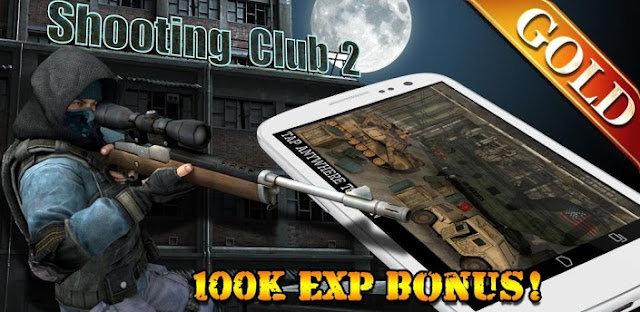 Shooting club 2: Gold v3.1.19 APK