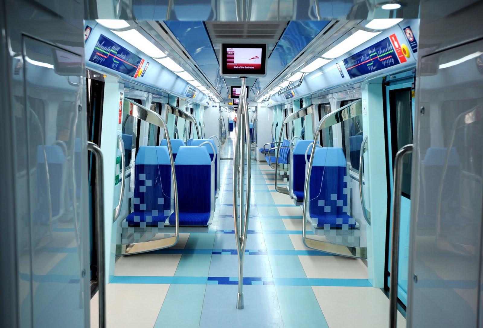 Transport w dubaju metro ycie w dubaju for Gucci hotel dubai