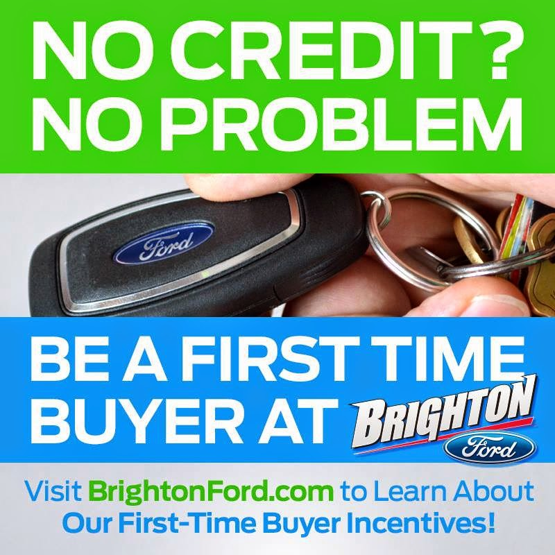 Brighton Ford's First Time Buyers Program
