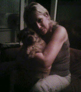 Me and one of my dogs Digit