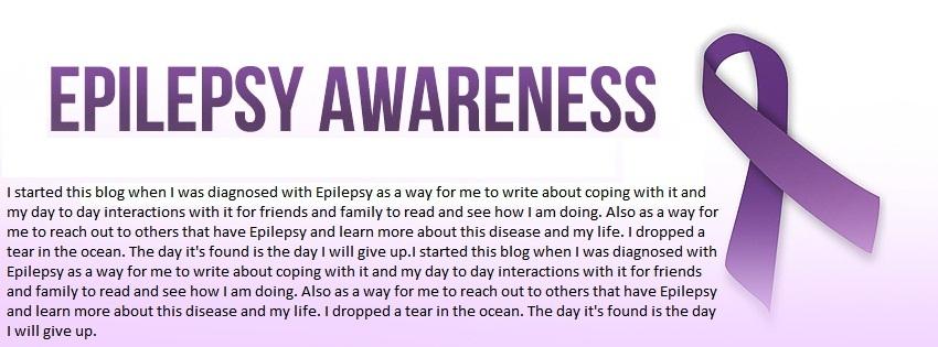 Epilepsy Found Me at 33....