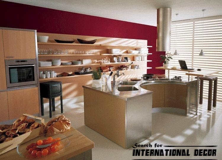 Italian kitchen, Italian cuisine, modern kitchen designs