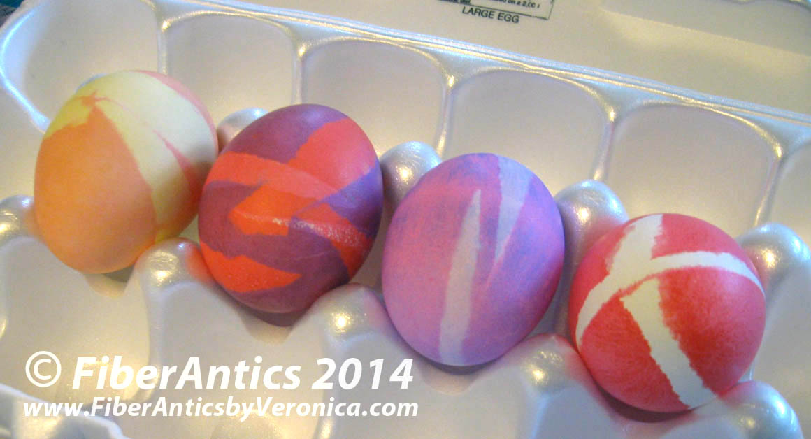 Fiber Antics By Veronica The Baseball Easter Egg And Other Dye
