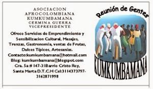 SERVICIOS QUE PRESTA KUMKUMBAMANA
