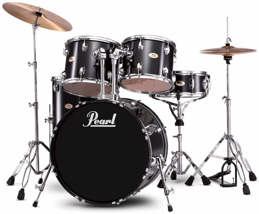 Pearl Forum Bass Drum