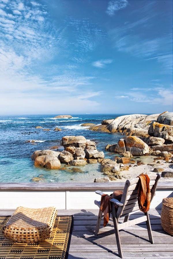 Casa en la playa en la costa de Sudáfrica3