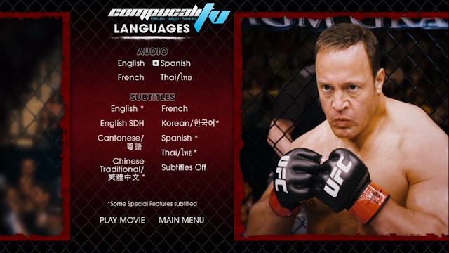 El Maestro Luchador DVDR NTSC Español Latino