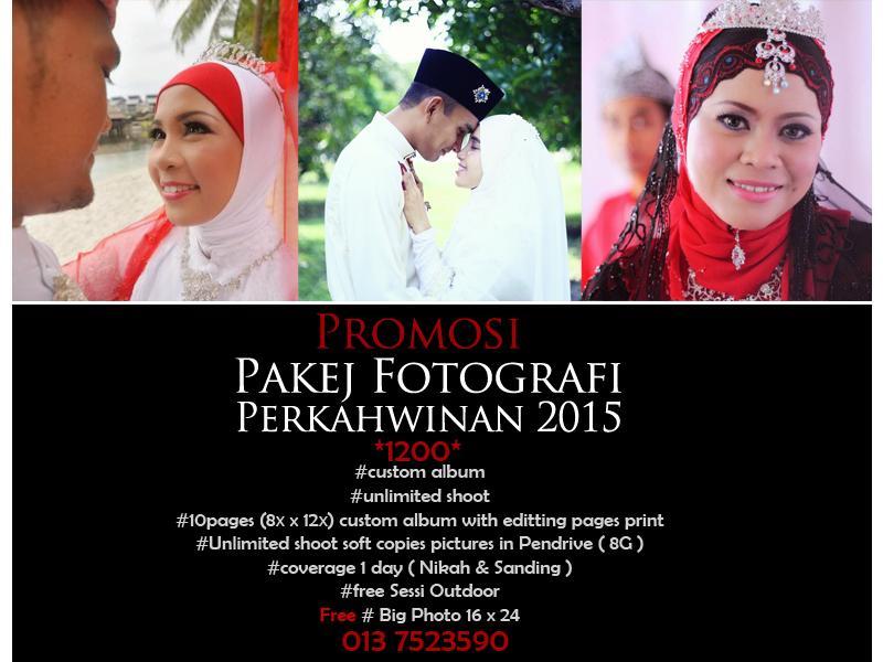 Pakej fotografi murah 2015 100