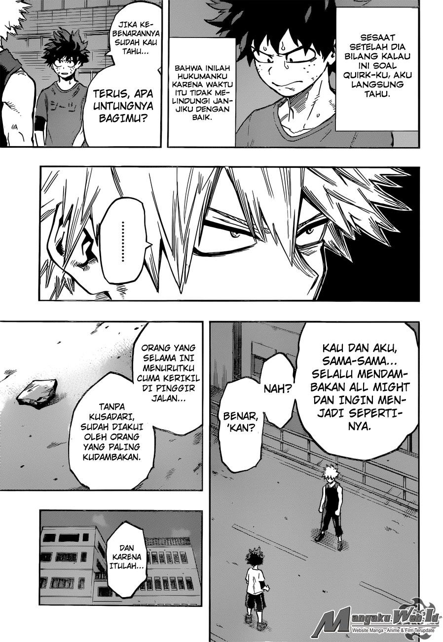 Boku no Hero Academia Chapter 117-9