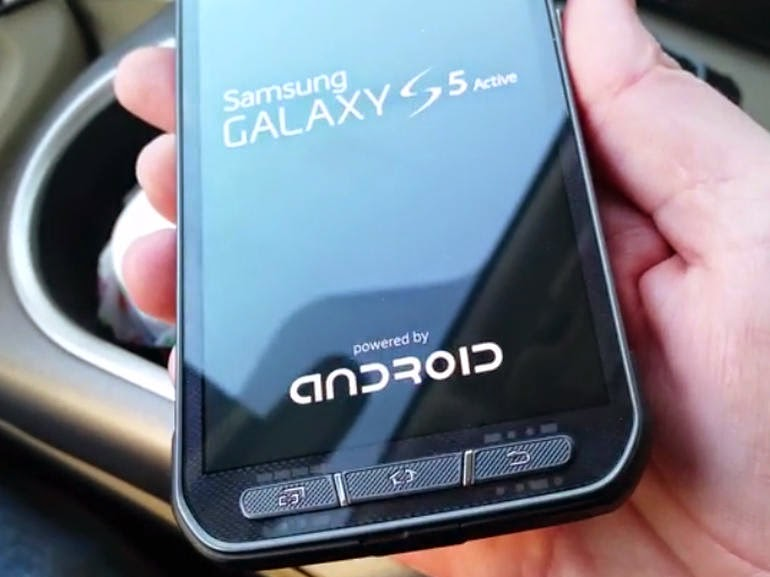 """Sssttt... Galaxy """"S5 Active"""" Quietly Can Be Purchased - ZhivoTech.com"""