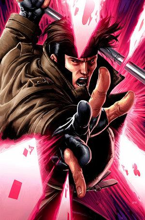 Gambit Character Review (Throw Card)
