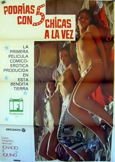 Podrias con 5 Chicas a la Vez (1979)