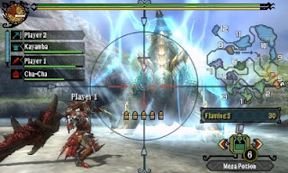 Monster Hunter 3 Ultimate Gameplay